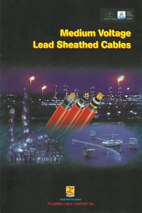 Medium Voltage Cable - Lead Sheathead