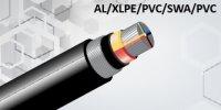 AL/XLPE/PVC/SWA/PVC