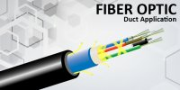 Fiber Optic  – Duct  Application