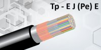 Jelly Filled Duct Cable TP-EJ ( PE ) E