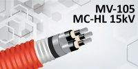 MV-105 MC-HL 15 KV